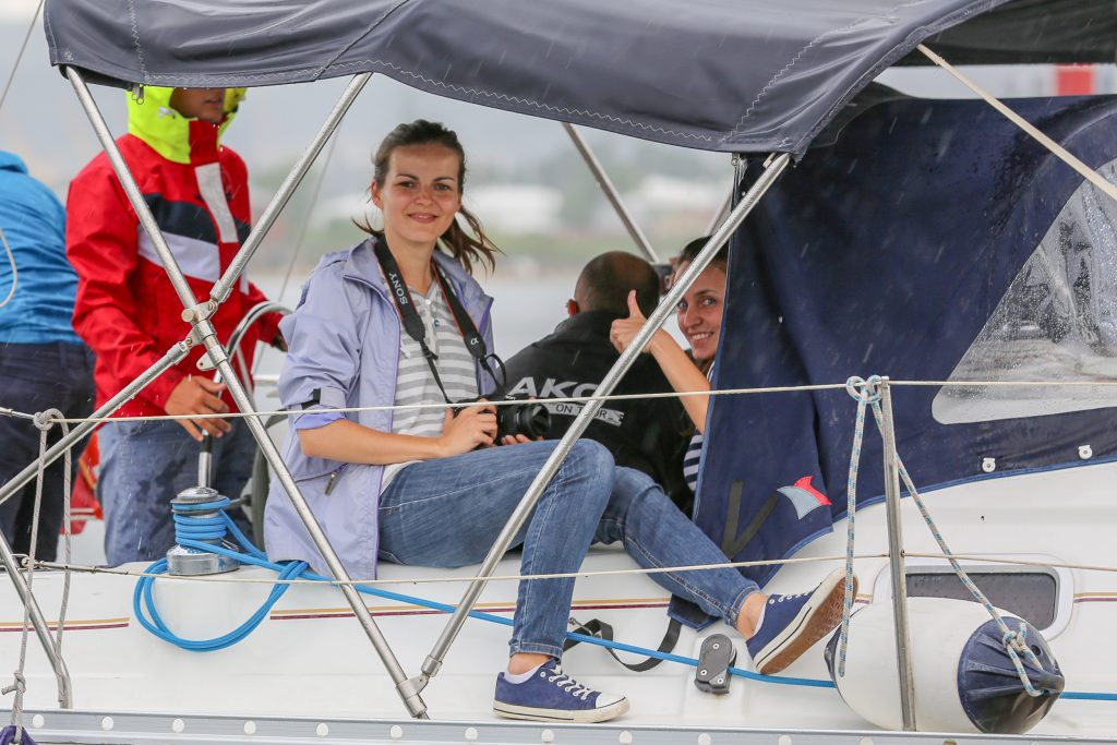 Acquaintance with yachting